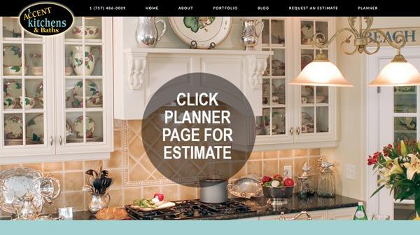 Accent Kitchens - Vista Graphics Inc.