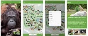 virginia zoo mobile app