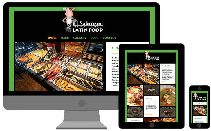 el sabroson website