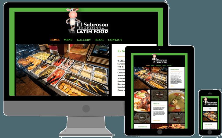 el sabroson website