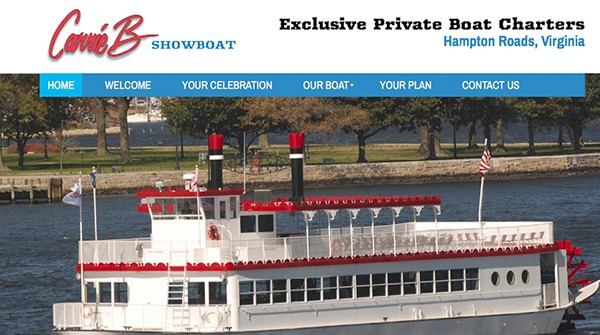 carrie b showboat virginia vistagraphics inc