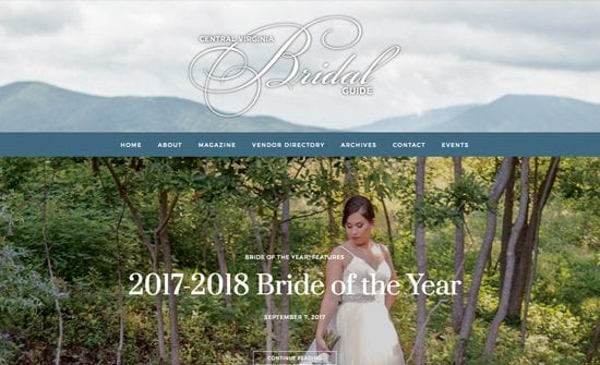 central virginia bridal guide vistagraphics inc