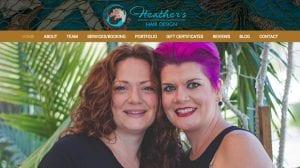 heathers hair designs