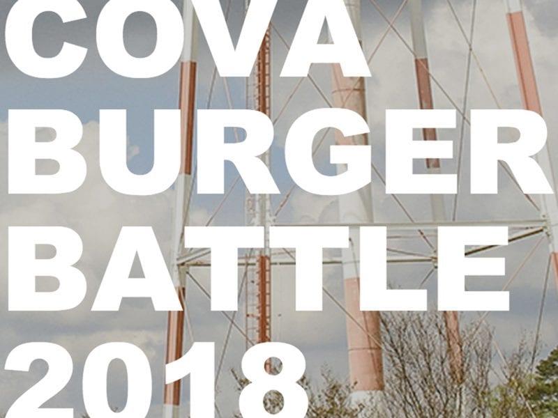 cova burger battle