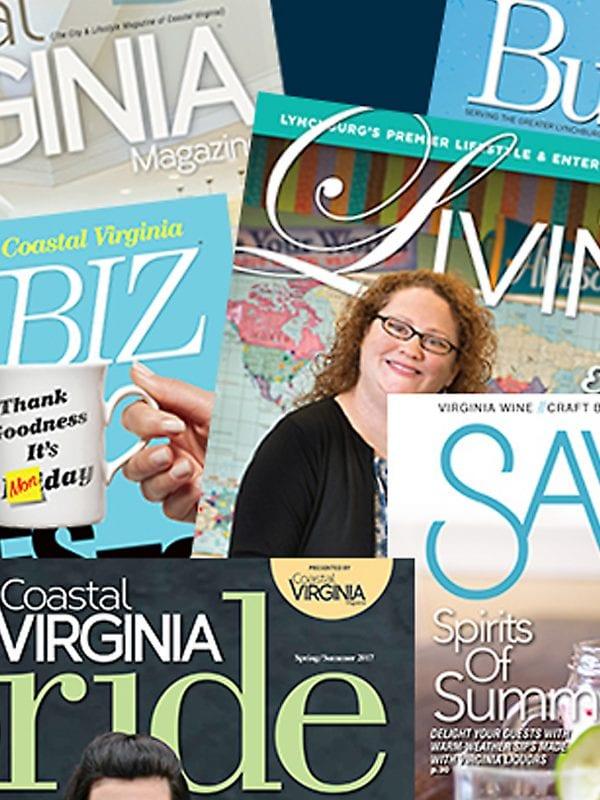 magazine publishing vistagraphics