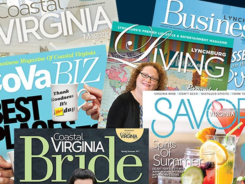 magazine publishing vistagraphics