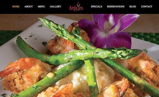 argyles outer banks nc restaurant