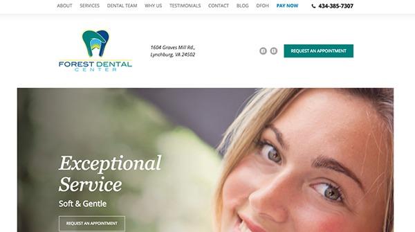 forest dental center