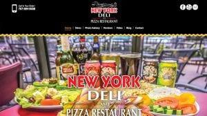 new york deli and pizza, williamsburg