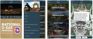 the national d-day memorial app