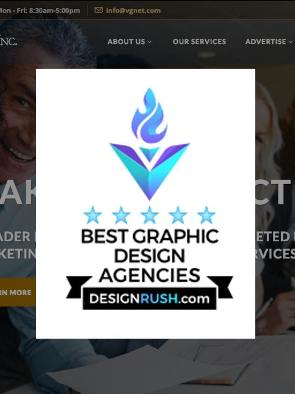 vistagraphics top graphic design firm