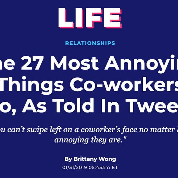 huff post, funny tweets