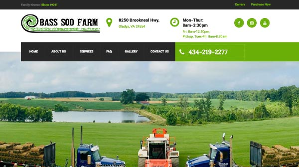 bass sod farm